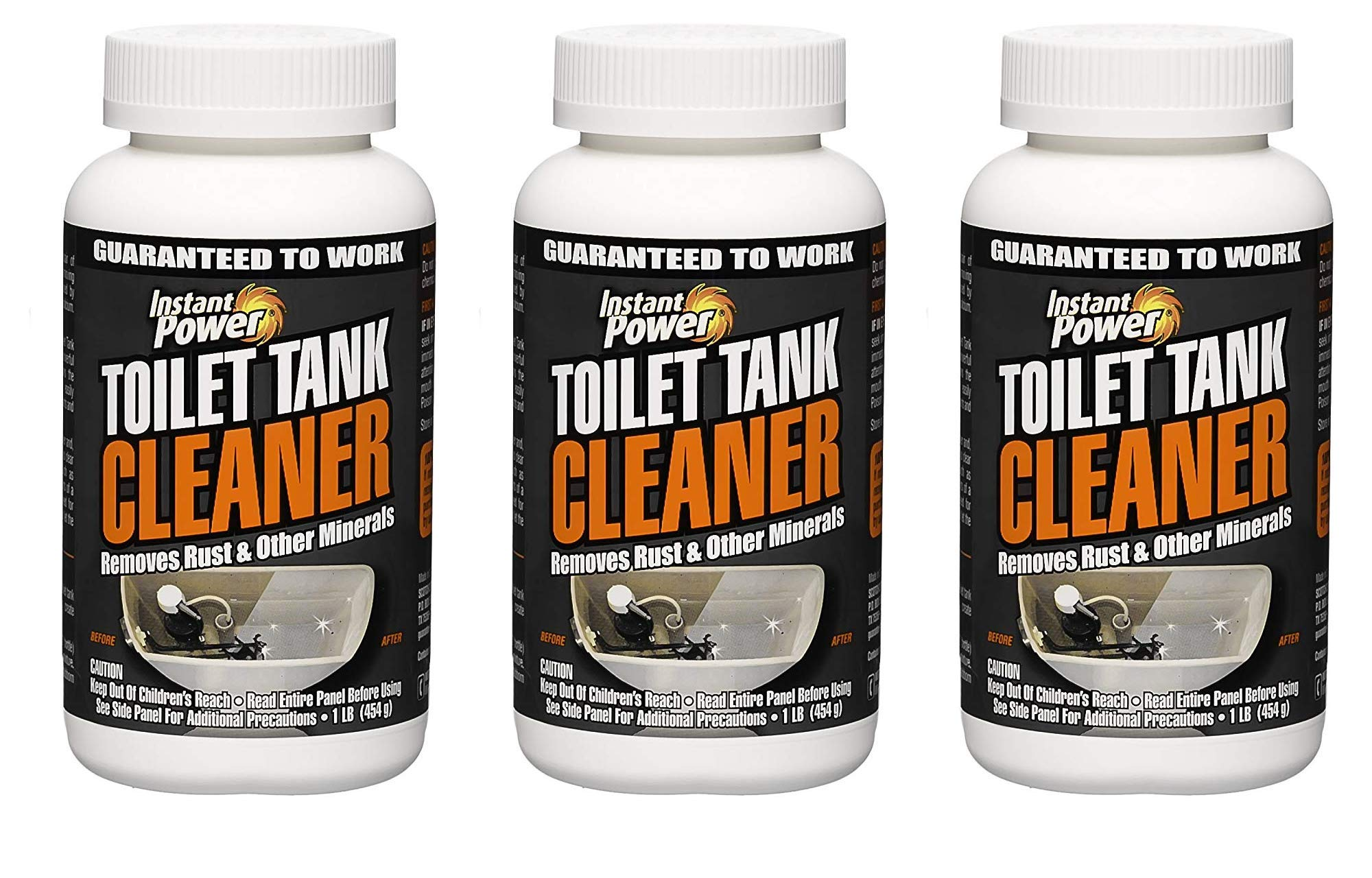 Instant Power 1806 Toilet Tank Cleaner, 16 oz (1, Тhrее Pаck) by Instant Power