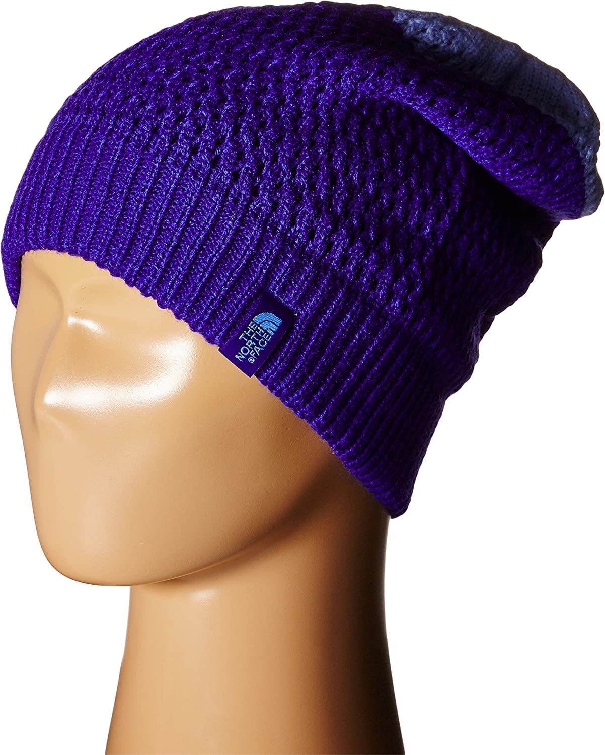 20 Head Circumference SM Big Kids The North Face Kids Girls Shinsky Beanie Prior Season Lapis Blue