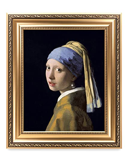 c080299b775 DECORARTS - Girl with A Pearl Earring by Johannes Vermeer. The World  Classic Art Reproductions
