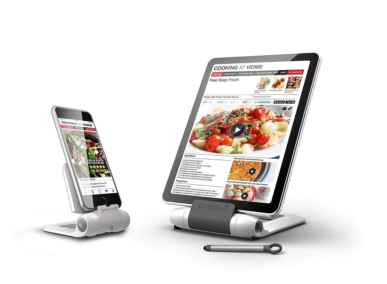 Prepara 10010-BND Kitchen Companions Tablet, iPrep Mini Bundled Set -, One Size, Black