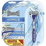 Wilkinson Sword Hydro 3 Vorteilspack, 5 Klingen plus Rasierer