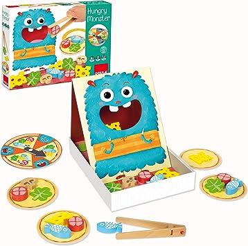 Goula- Hungry Monster (53172): Amazon.es: Juguetes y juegos