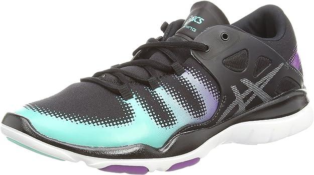 ASICS Gel-Fit Vida - Zapatillas de Running para Mujer, Color Negro ...