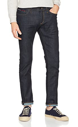 Tommy Jeans Men's Scanton Slim Jeans: Amazon.co.uk: Clothing