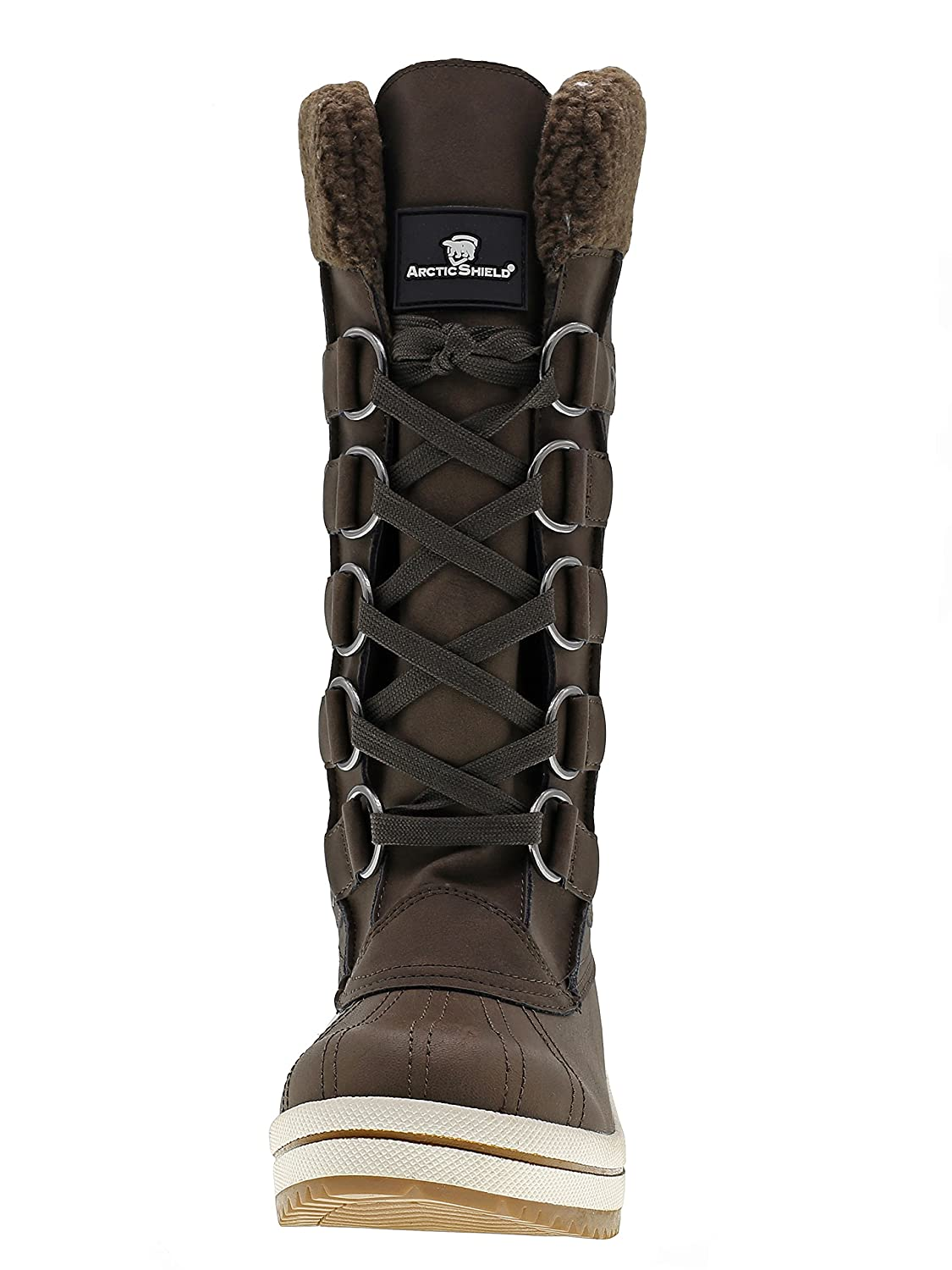 d5a51d9b72e30 Amazon.com | ArcticShield Women's Stacy Waterproof Insulated Warm  Comfortable Durable Outdoor Winter Snow Boots | Boots