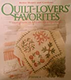 Better Homes and Garden's Quilt-Lovers' Favorites Vol.4