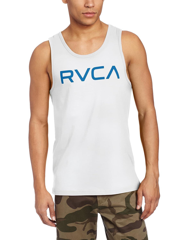 Amazon com: RVCA Men's Big Tank: Clothing