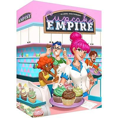 Ludonova Cupcake Empire: Toys & Games