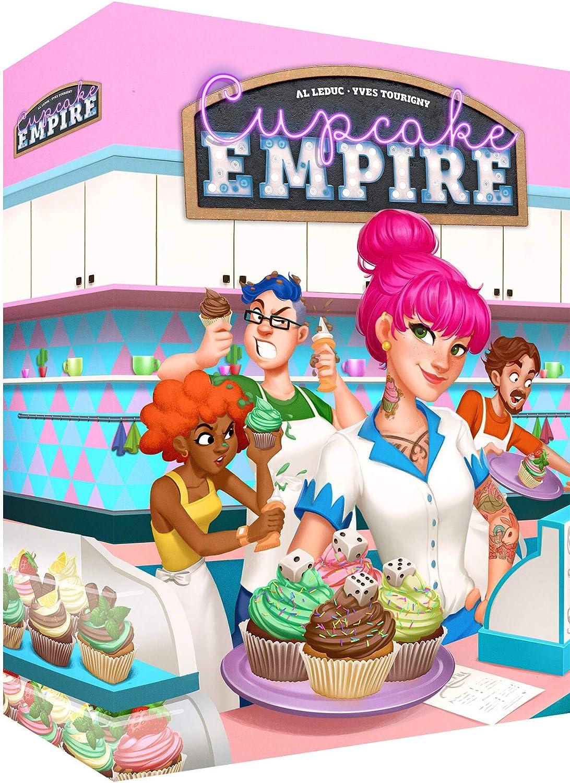 Ludonova - Cupcake Empire, juego de mesa (LDNV220001)