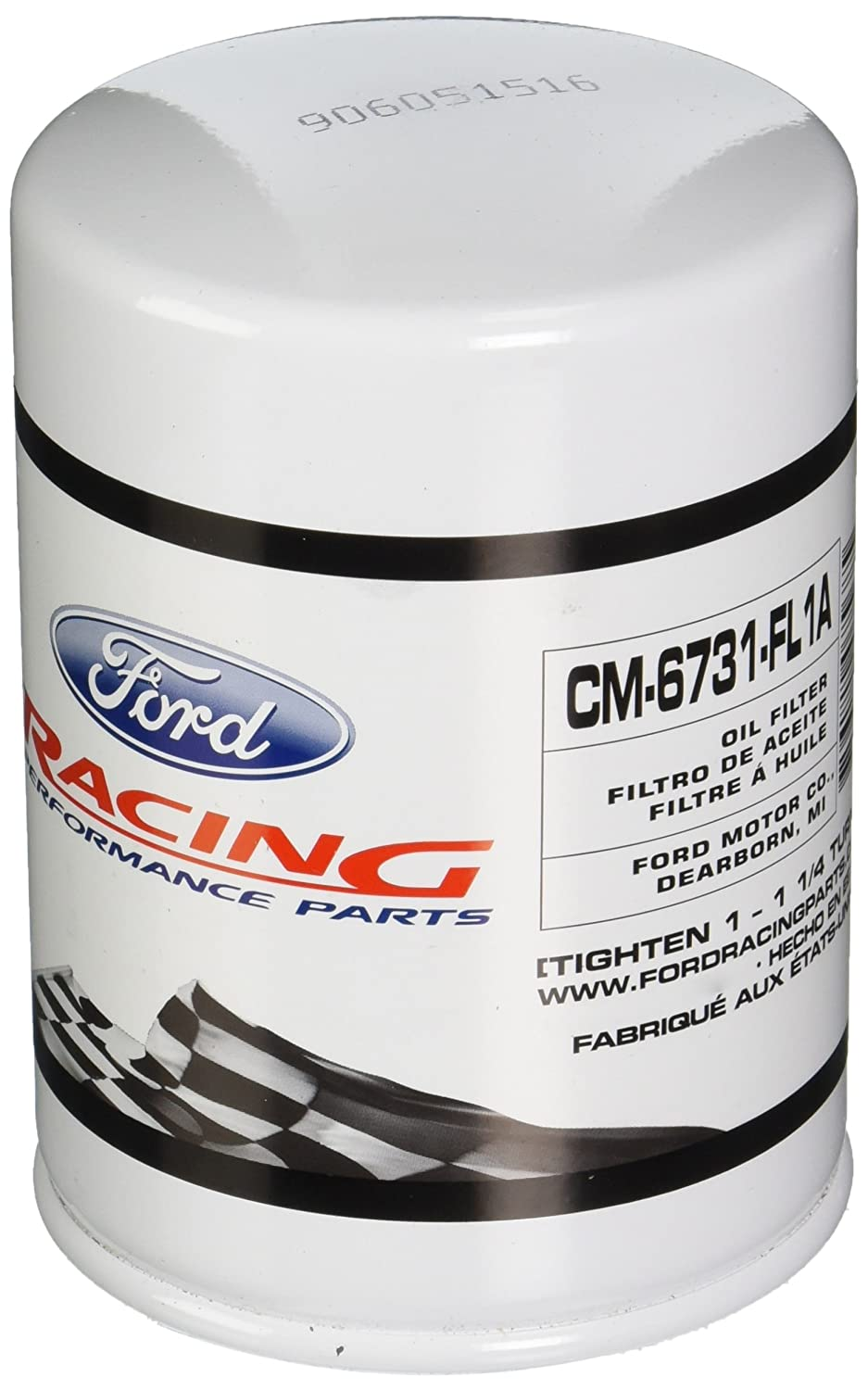 Ford Racing Oil Filter CM-6731-FL1A