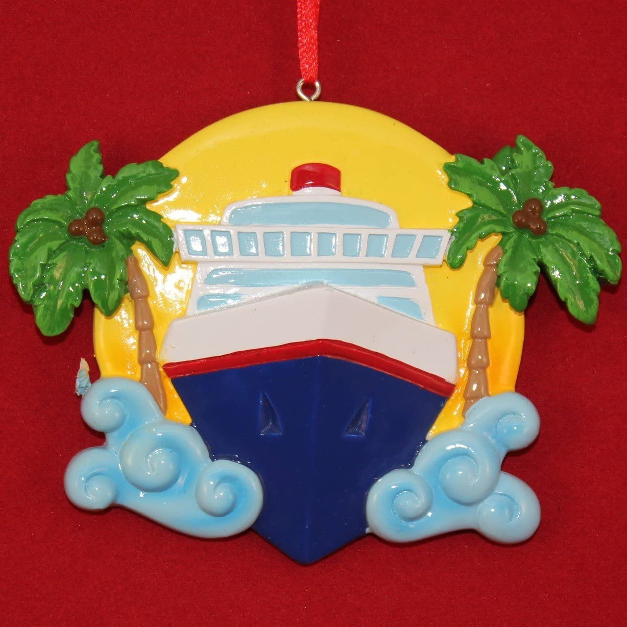 Amazon Com Grantwood Technology Personalized Christmas Ornaments Travel Cruise Ship Home Kitchen 1 year ago1 year ago. grantwood technology personalized christmas ornaments travel cruise ship