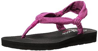 ccf22dffb10 Skechers Cali Women s Meditation-Summer Breeze Flip Flop
