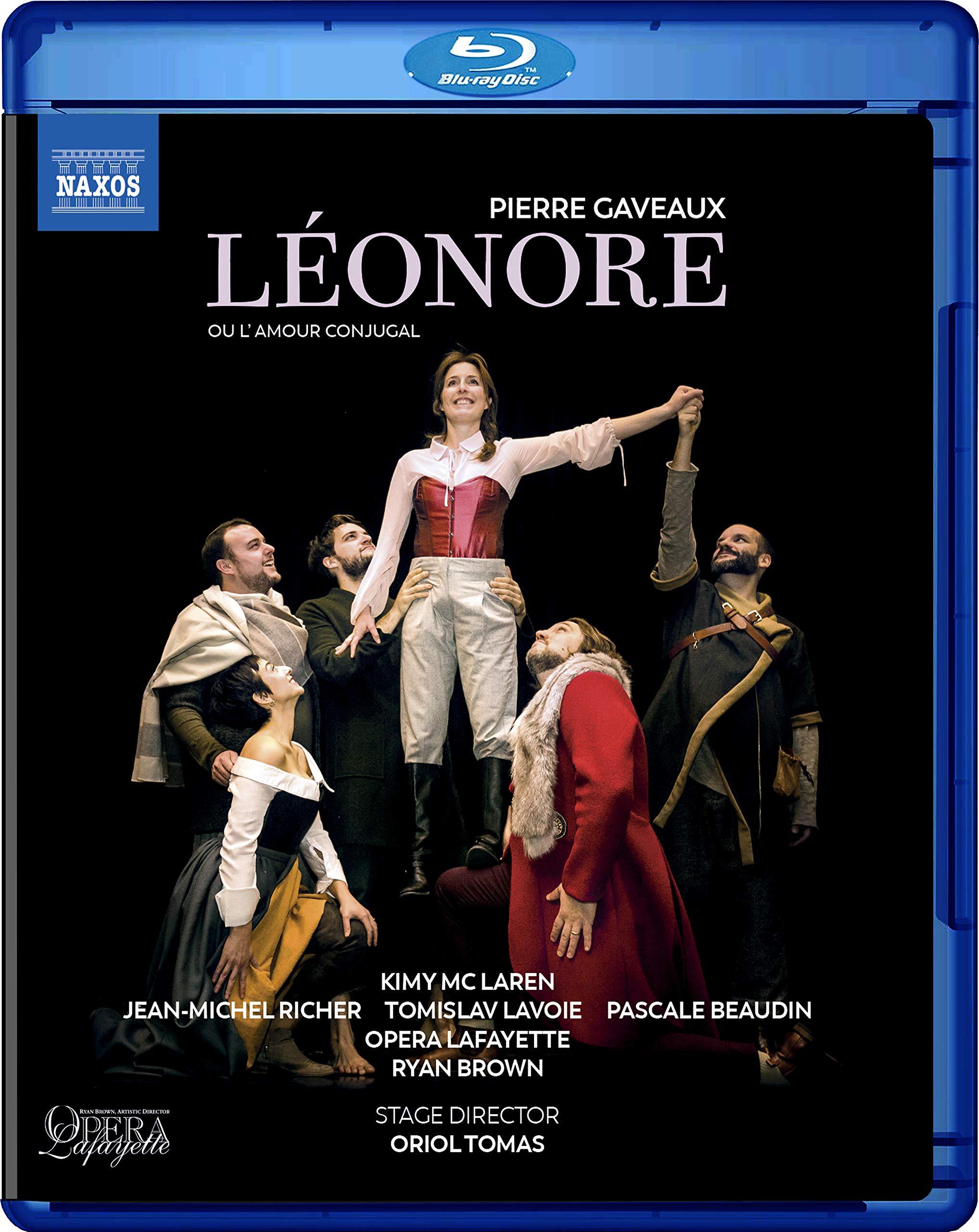 Blu-ray : Leonore Ou L'amour Conjugal (Blu-ray)