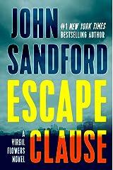 Escape Clause (A Virgil Flowers Novel Book 9) Kindle Edition