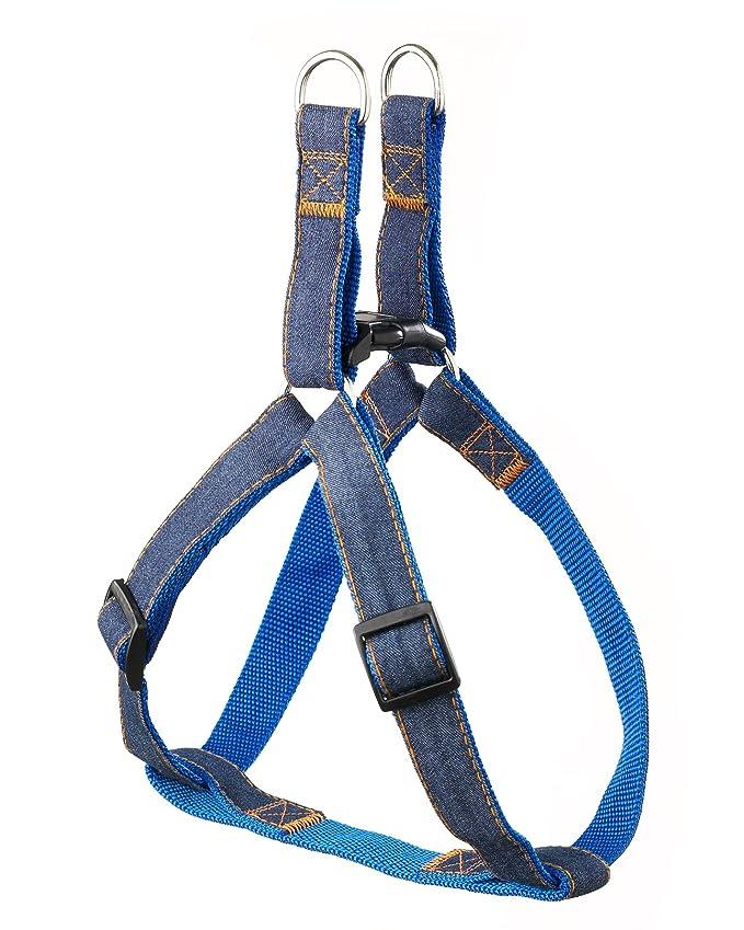 Premium Nylon arnés del perro vaquero W/1.2 M Leash, asequible ...