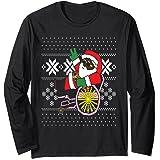 Amazoncom Vietees 2 Chainz Ugly Christmas Sweater Dancing Santa