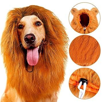lion mane for dog lion mane costume big dog lion mane wigs fancy dress clothes
