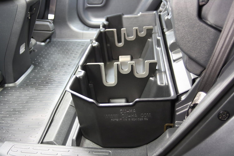 Gray DU-HA Under Seat Storage Fits 06-14 Honda Ridgeline Part #50039