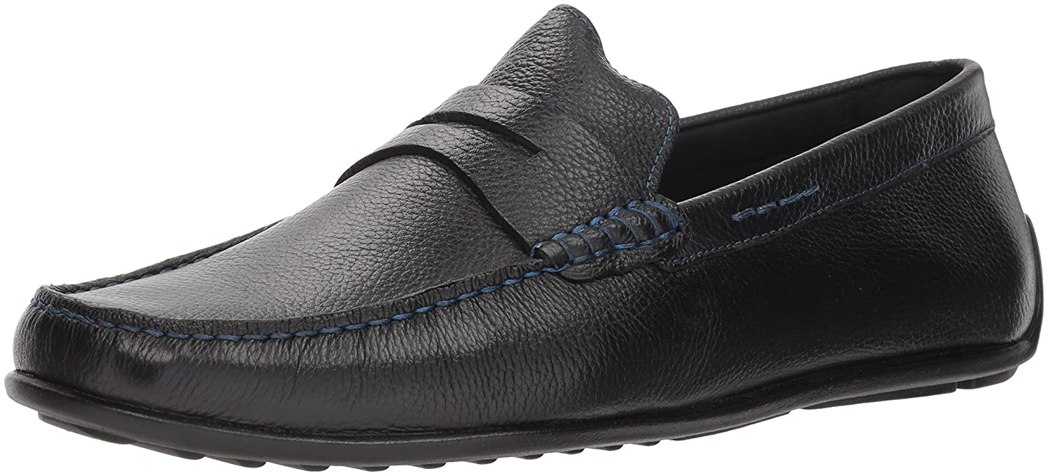 Black Donald J Pliner Mens Igor-tf Loafer