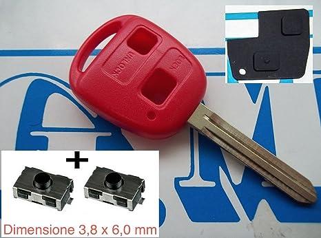 G.M. Production - 1383 Kit Rojo + 2sw1 - Llave Juego concha ...