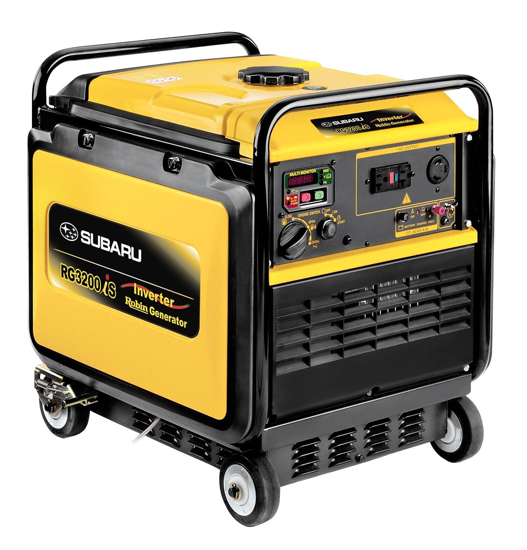 Subaru RG3200iS Inverter Silent Generator EX21 7 HP OHC Engine