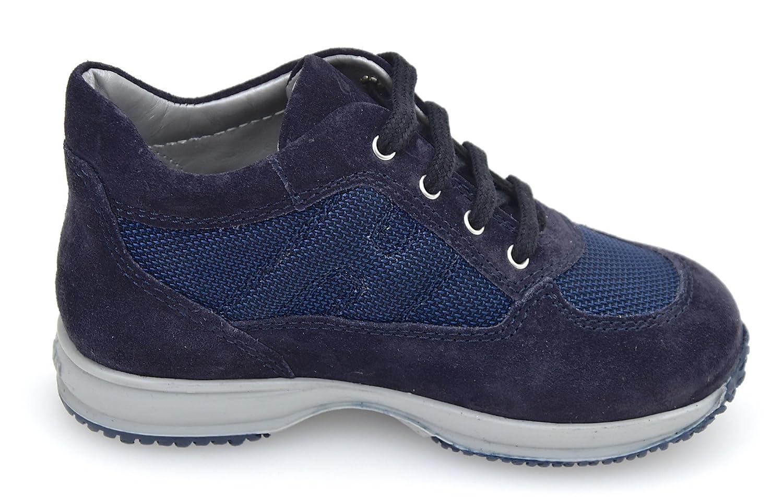 Hogan Junior Interactive Bambino Scarpa Sneaker Casual Art.  HXT092000102Y39999  Amazon.it  Scarpe e borse f650be06249
