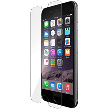low priced 6ce1d e13e6 Tech 21 T21-5193 Evo Glass Screen Protector for Apple iPhone 6/6S - Clear