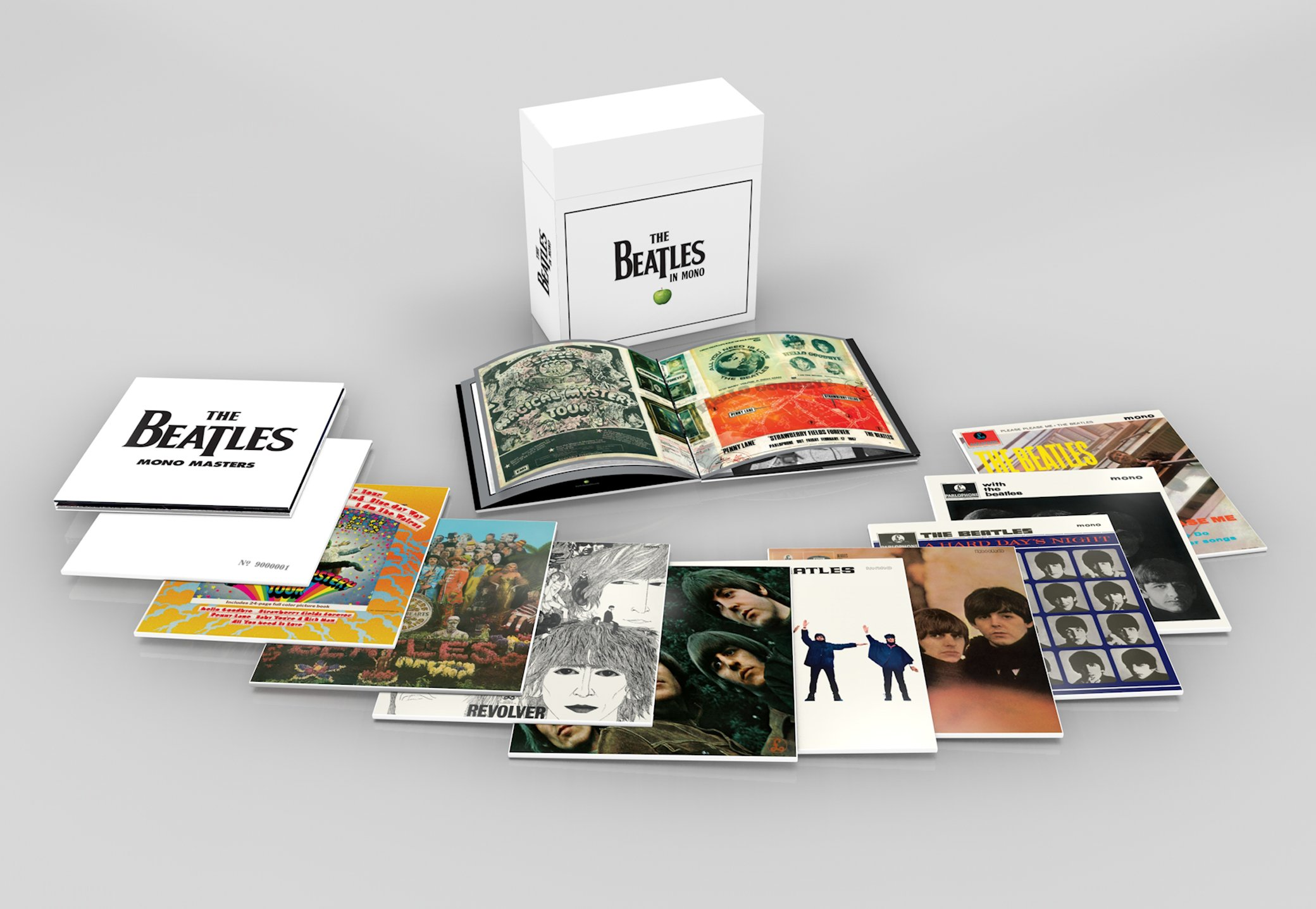 In Mono [14 LP Box Set] by VINYL