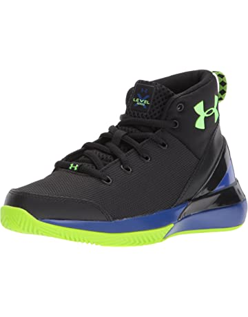 sports shoes bdce8 f52a3 Under Armour Kids  Boys  Pre School X Level Ninja Running Shoe