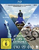 Attention - A Life in Extremes  (inkl. Hörfilmfassung) [Blu-ray]