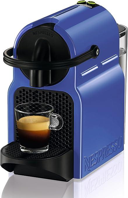 DeLonghi EN 80.BL - Cafetera Espresso Automática DeLonghi Inissia En80.Bl Para Cápsulas Nespresso: Amazon.es: Hogar