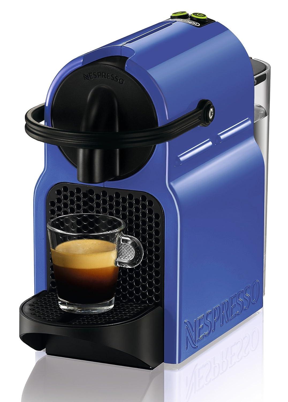 DeLonghi EN 80.BL - Cafetera Espresso Automática DeLonghi Inissia En80.Bl Para Cápsulas Nespresso