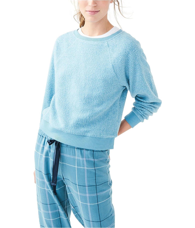 Aeropostale Womens Brushed Pajama Sweater