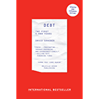Debt - Updated and Expanded: The First 5,000 Years (English Edition)