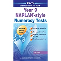 Excel NAPLAN*-style Numeracy Tests Year 9