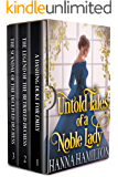 Untold Tales of a Noble Lady: A Historical Regency Romance Collection