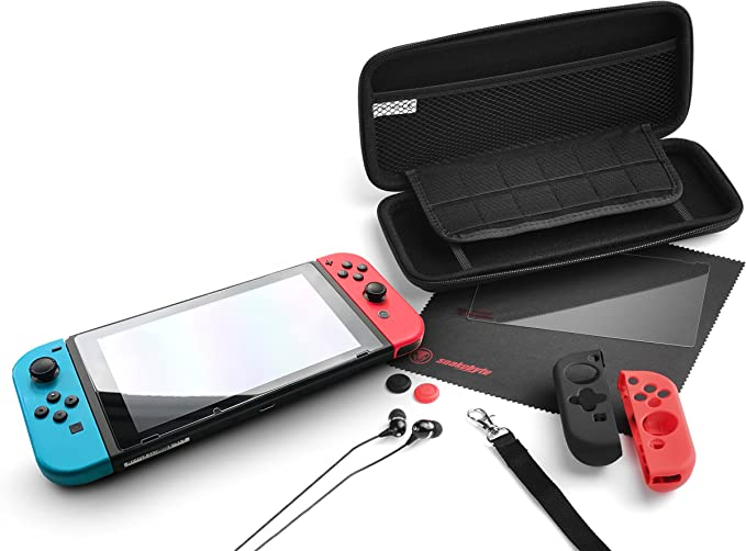 SnakeByte - Starter Kit Pro (Nintendo Switch): Amazon.es: Videojuegos