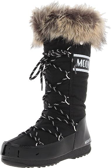 Moon Boot Tecnica W.e. Monaco-w, Chaussures de Gymnastique Femme- , 387 EU