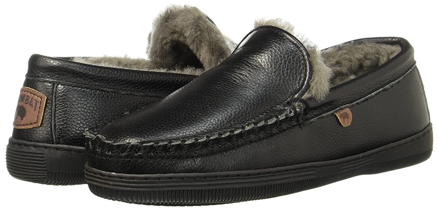 Grizzly, Chaussons Homme, Marron (Pebble 88), 41 EUWarmbat