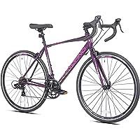700c Women's Giordano Acciao Road Bike Silver, Medium
