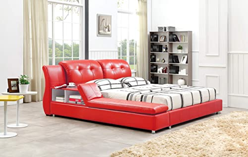 Greatime B2003 Eastern King Platform Bed