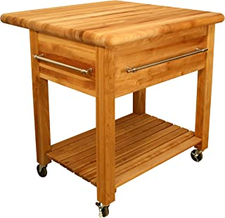 product image for Catskill Craftsmen Grand Workcenter with Drop Leaf