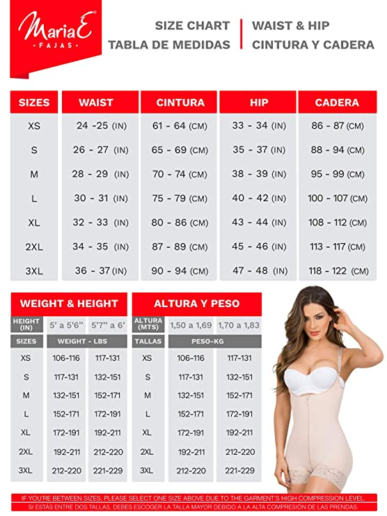 c08387f9f MARIAE 9235 Braless Slimming Girdle Tummy Control Shapewear