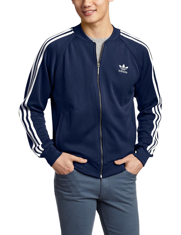 adidas Men s Jacke Superstar Tracktop Jacket 996cd4755