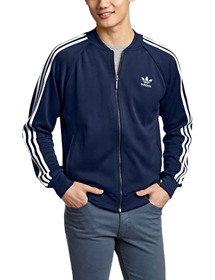 adidas Superstar Men's Tracksuit Jacket: adidas: Amazon.co.uk: Sports &  Outdoors