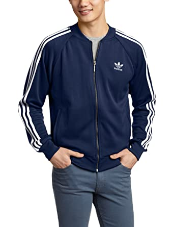 outlet store f81f6 1be71 adidas Superstar Men's Tracksuit Jacket
