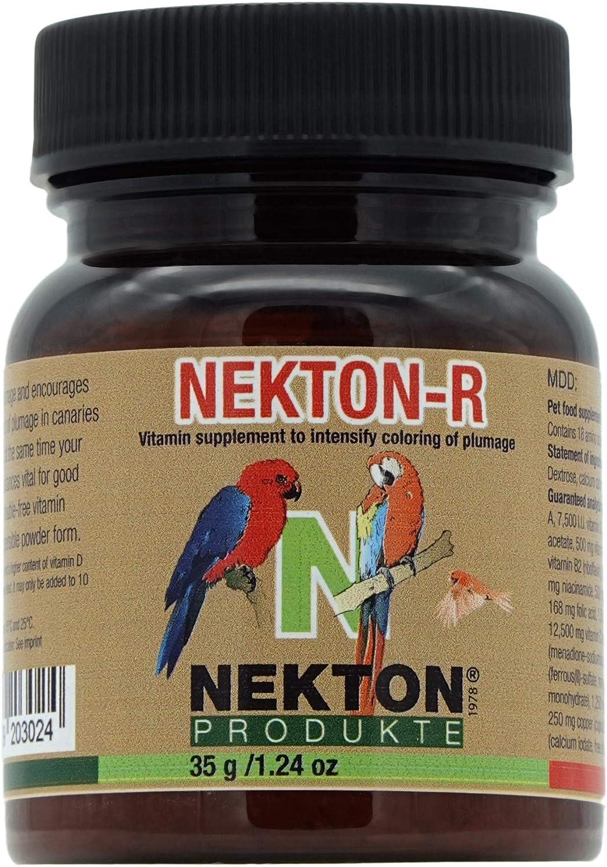 Nekton Color Enhancing Supplements for Birds