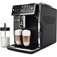 Philips Saeco Xelsis SM7580/00 Kaffeevollautomat (LED Display) pianoschwarz (FR Version)