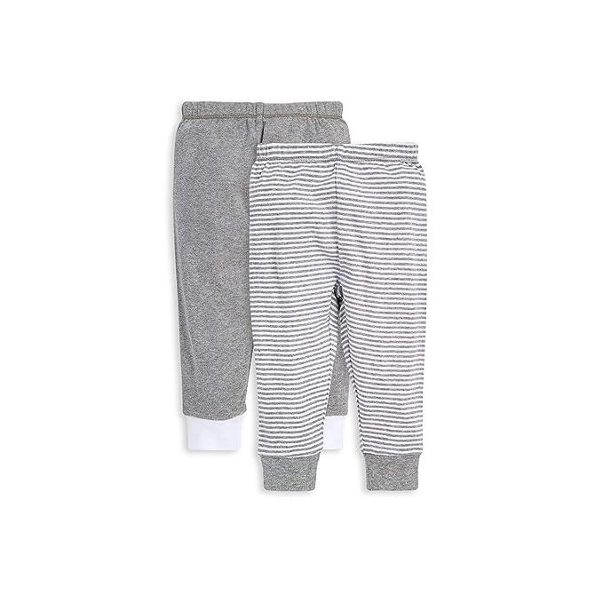 Amazon.com: Burts Bees - Pantalones de bebé unisex, juego ...
