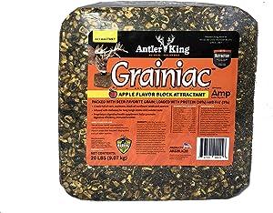 Antler King Grainiac Block, 20 lb